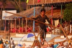 Goa, Inde, enfant