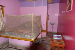 Hampi, Inde, location, guesthouse