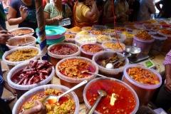 Panjim, Inde, épices