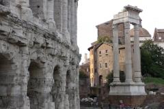 Rome, Italie, Théâtre
