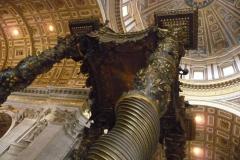 Rome, Italie, Vatican, Basilique Saint Pierre