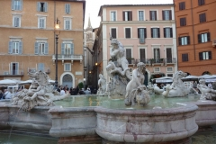 Rome, Italie, Piazza Navona