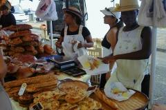 Ile de La Réunion, marché