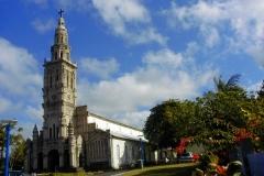 Ile de La Réunion, église