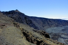 Ile de La Réunion, Piton de la Fournaise, volcan
