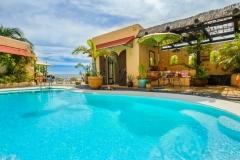 Ile de La Réunion, piscine