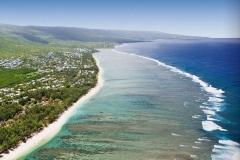 Ile de La Réunion, lagon, plage