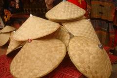 Laos, chapeau
