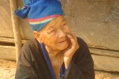 Laos, femme