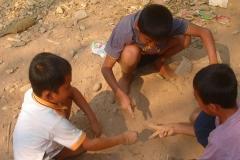 Laos, enfant