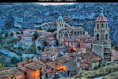 Albarracin, Aragon, Espagne