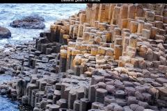 Basalte géant, Irlande