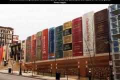 Bibliothèque, Kansas City, USA