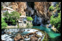 Blagaj Buna, Bosnie Herzegovine