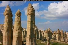 Cappadoce, Anatolie, Turquie
