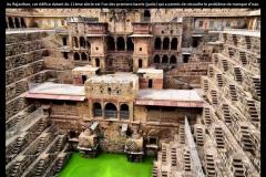 Chand Baori, Rajasthan, Inde