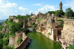 Fort Chittorgarh, Inde