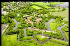 Fort de Bourtange, Pays-Bas