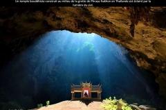 Grotte, Phraya Nakhon, Thaïlande