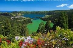 Ile de Sao Miguel, Açores, Portugal