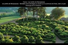 Jardins de Marqueyssac, Vezac, France