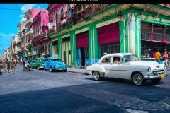 La Havane, Cuba, voiture américaine