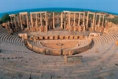 Leptis Magna, Tripoli, Libye