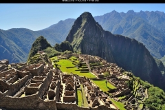Macchu Picchu, Pérou