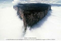 Mont Roraima, Brésil