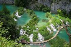 Parc national, Plitvicka, Jezera, Croatie