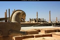 Persépolis, empire perse, Iran