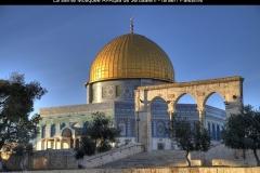 Sainte mosquée de Jérusalem