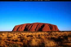 Uluru, Ayers Rock, Alice Springs, Australie