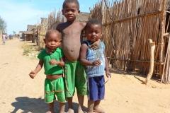 Madagascar, enfants