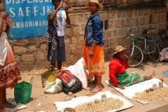 Madagascar, cacahuètes