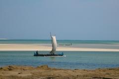 Madagascar, pêcheur