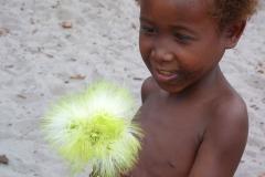 Madagascar, enfant