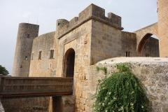 Palma de Majorque, Iles Baléares, Espagne, Château de Bellver