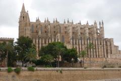 Cathédrale, Palma de Majorque, Iles Baléares, Espagne
