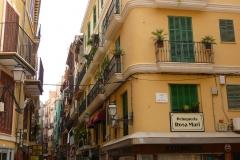 Palma de Majorque, Iles Baléares, Espagne, rue