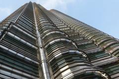 Petronas towers, Kuala Lumpur, Malaisie