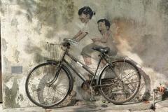 Malaisie, street art