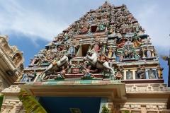 Malaisie, temple hindou