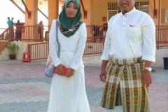 Malaisie, couple, famille
