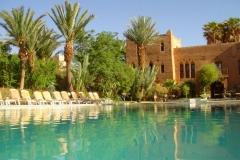 Maroc, Grand sud, Ouarzazate, riad