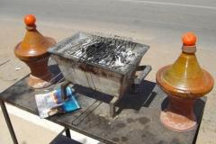 Maroc, Grand sud, BBQ