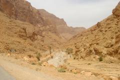 Maroc, Grand sud, route