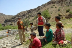 Maroc, Grand sud, Atlas, anti-Atlas, enfant