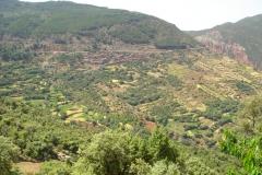 Maroc, Grand sud, Atlas, anti-Atlas