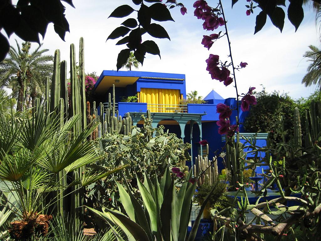 Marrakech place jeema el fnaa koutoubia menara et le for Le jardin marrakech